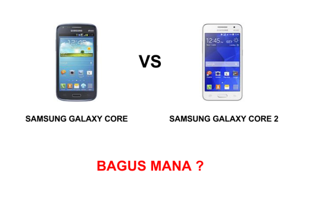 samsung galaxy core vs samsung galaxy core 2